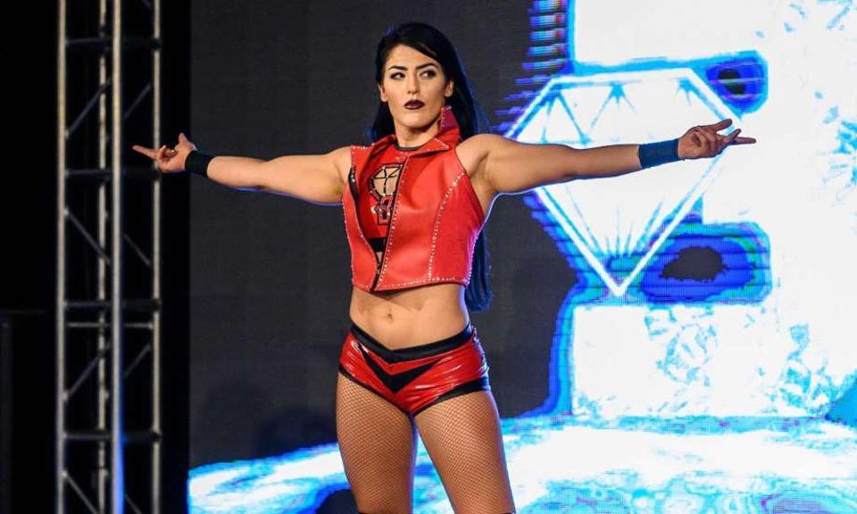 Tessa Blanchard Racism Bullying Allysin Kay Impact WWE