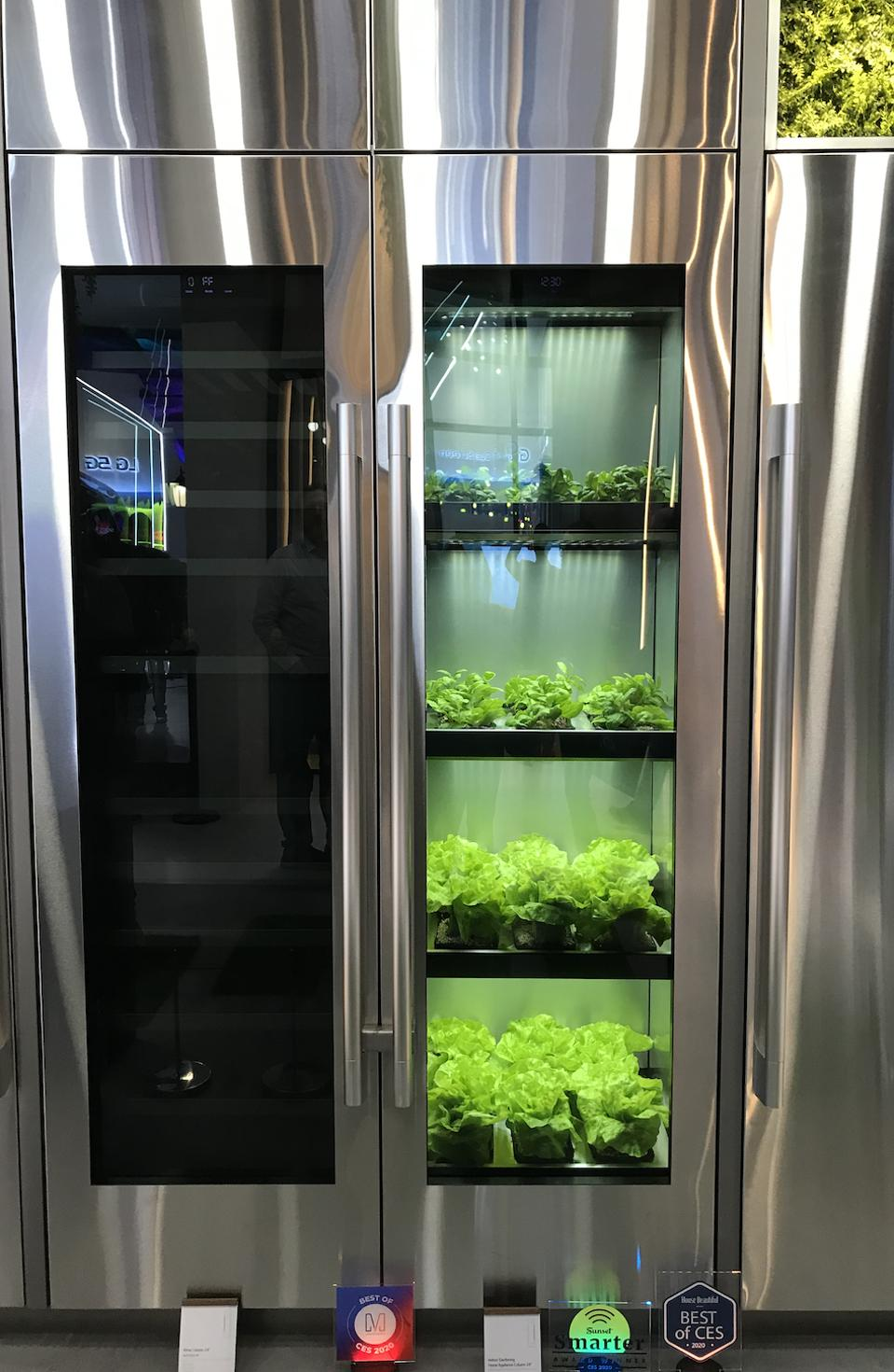 LG's Home Gardening Cultivator targeting U.S. market 2021