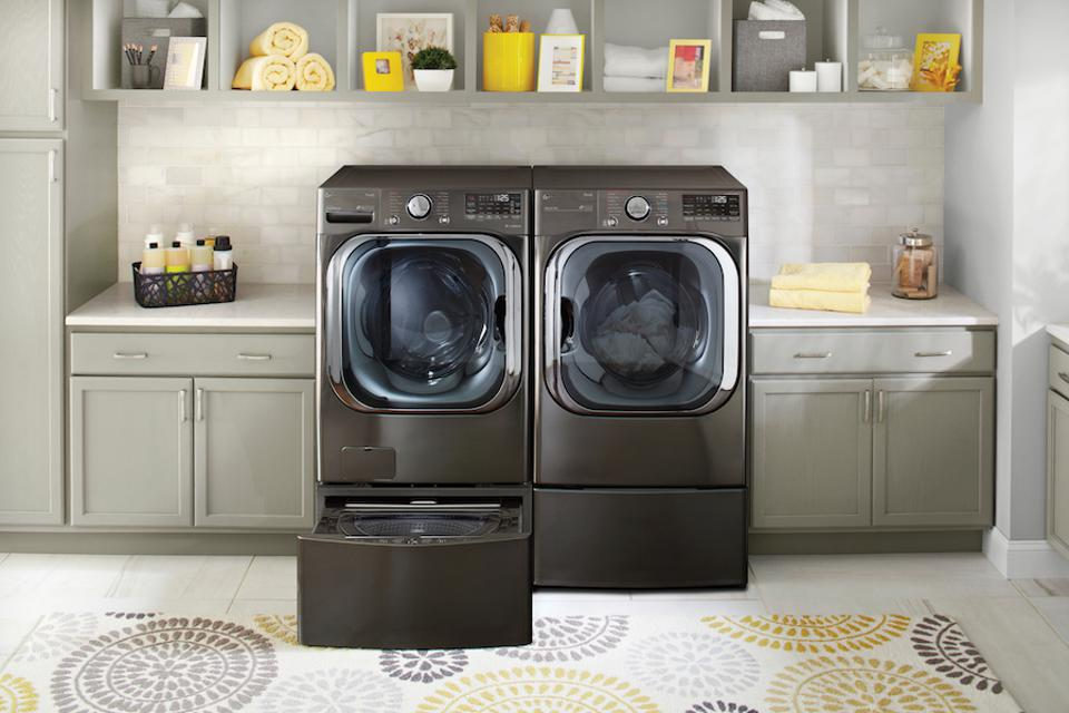 How LG Is Using AI To Change How Consumers Use Appliances, Improve Sustainability And Do Our Laundry Better