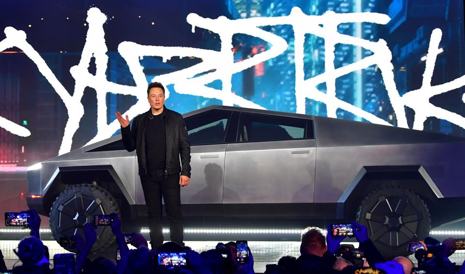 Elon Musk Goes Meta On Twitter With A New 'Bulletproof' T-Shirt You Might Actually Buy