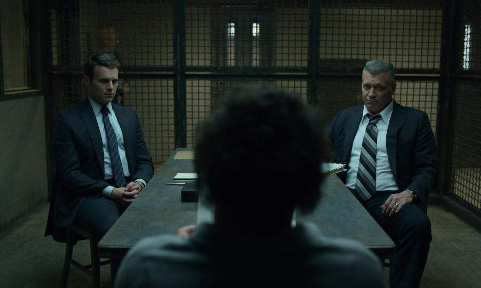 Save Netflix's 'Mindhunter,' Kill HBO's 'Watchmen'
