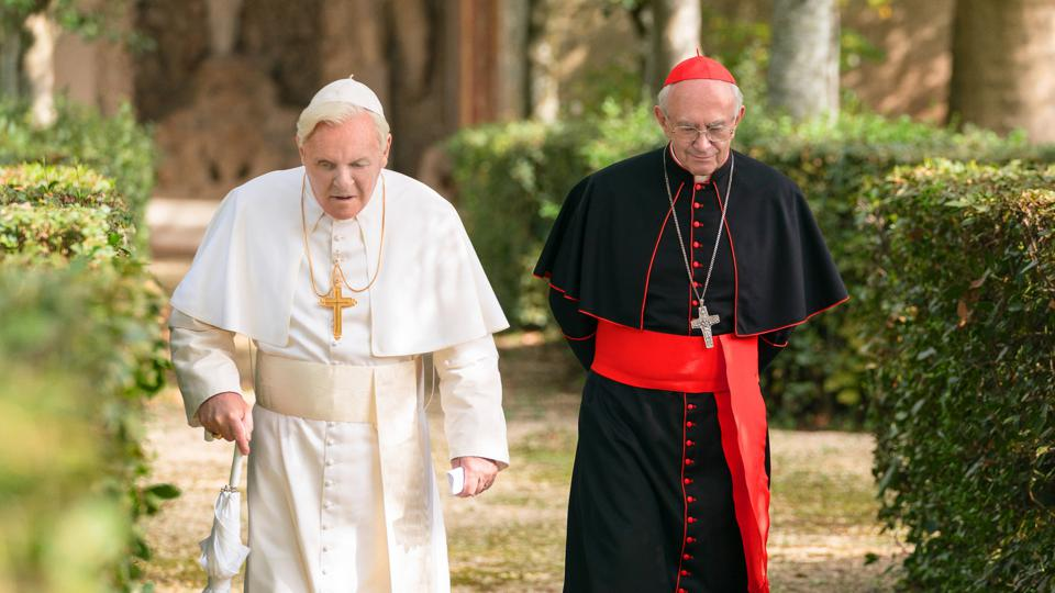 'The Two Popes' Plays Like A Puff Piece For The Vatican