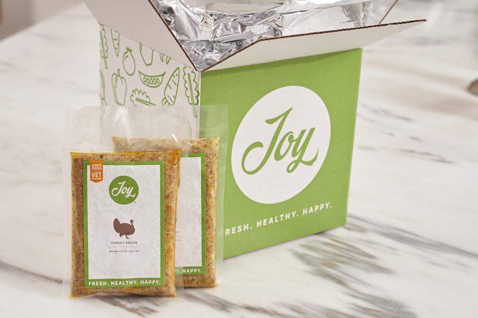 Joy dog food