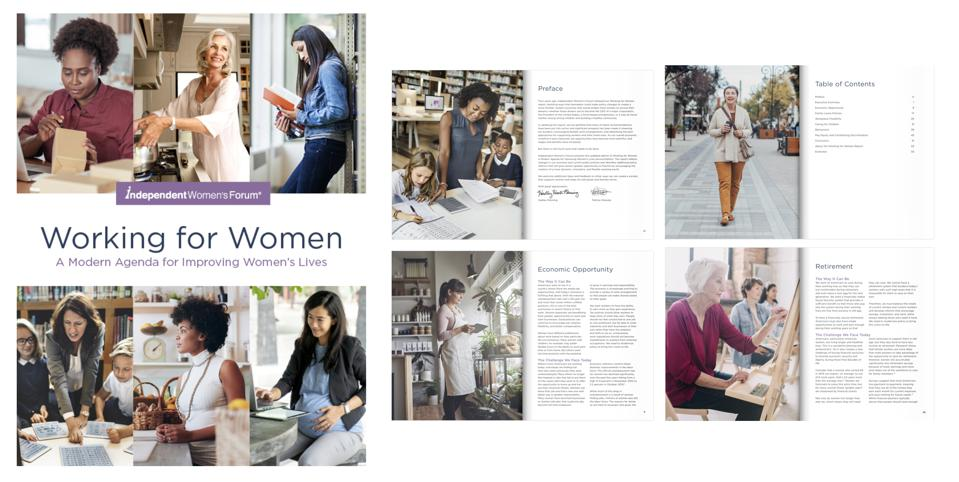 The second edition of ″Working for Women″ provides an updated picture of our economy and progress on many workplace issues.