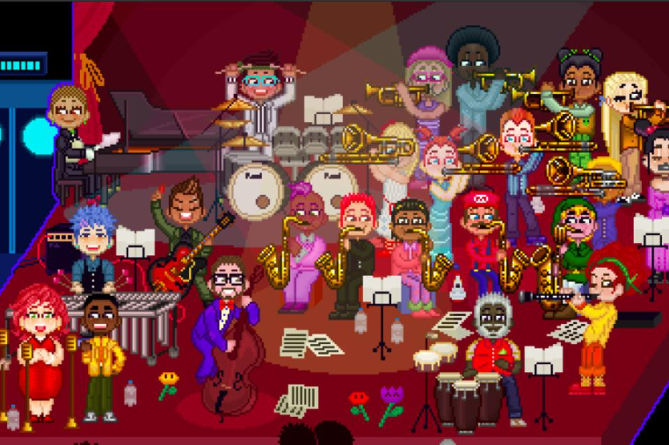 Exploring The Great Video Game Songbook With Charlie Rosen