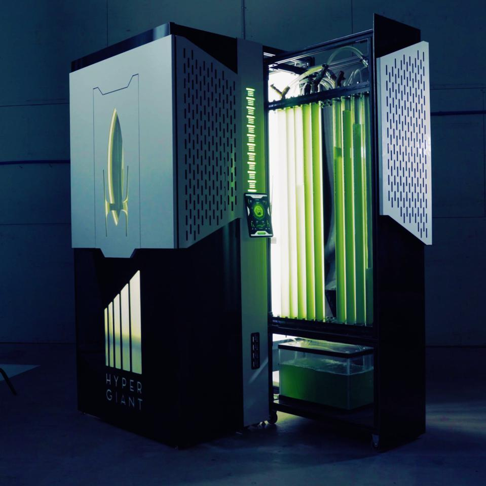 Algae AI Biorector