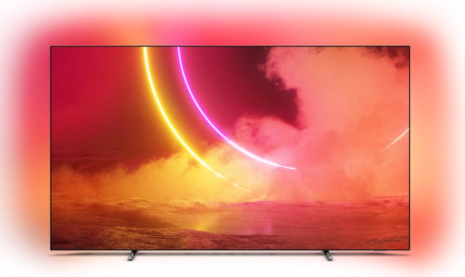 The Philips OLED805