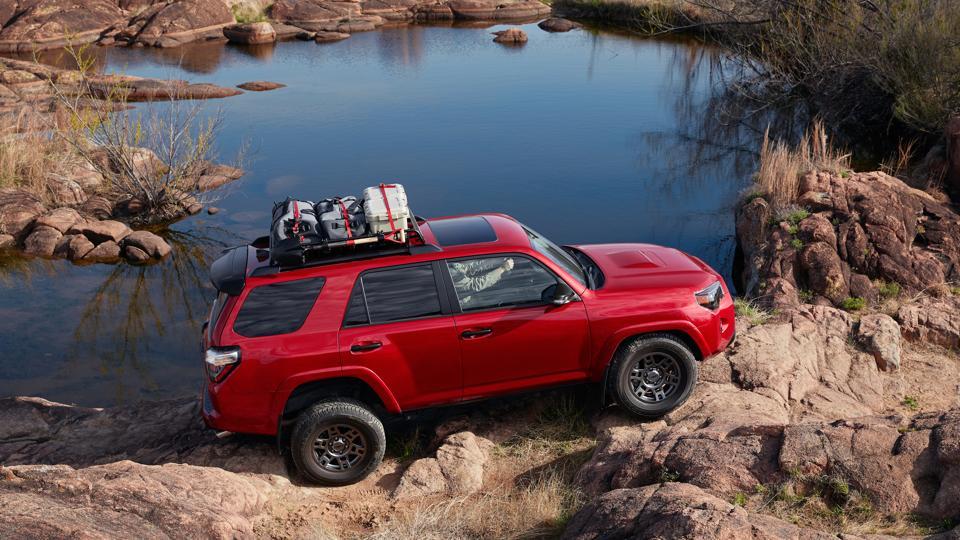 Toyota 4Runner Venture Edition