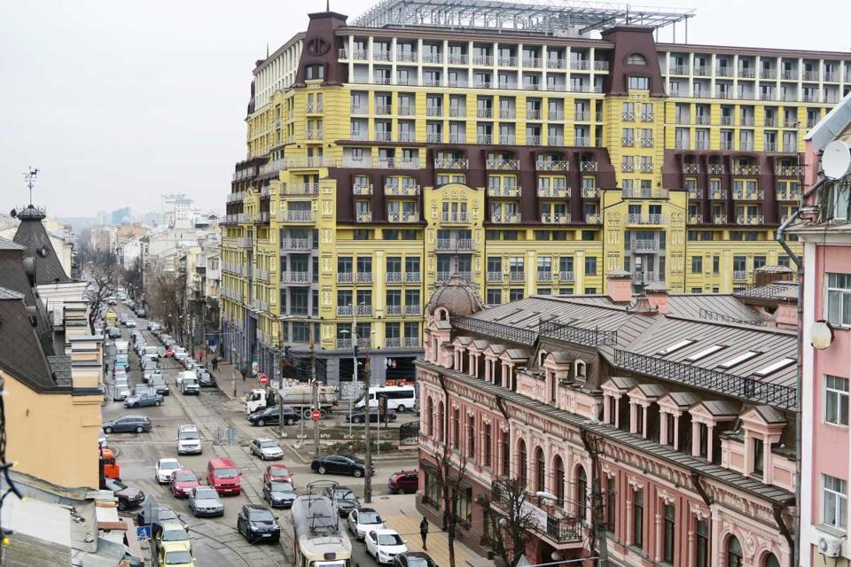 podil district kyiv ukraine