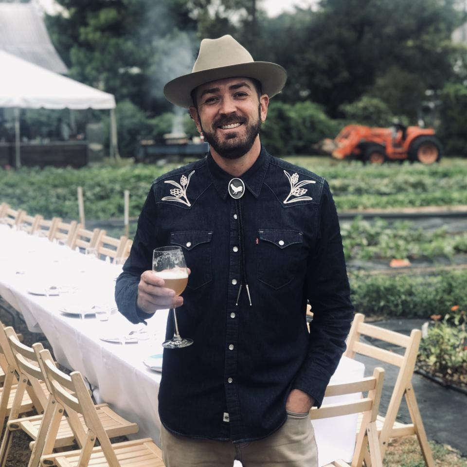 Jake Maddux, the founder of the Brewer's Table in Austin, Texas, says his brewery loves food as much as beer and suggests the styles of beer that work best with food items commonly served at Super Bowl parties.