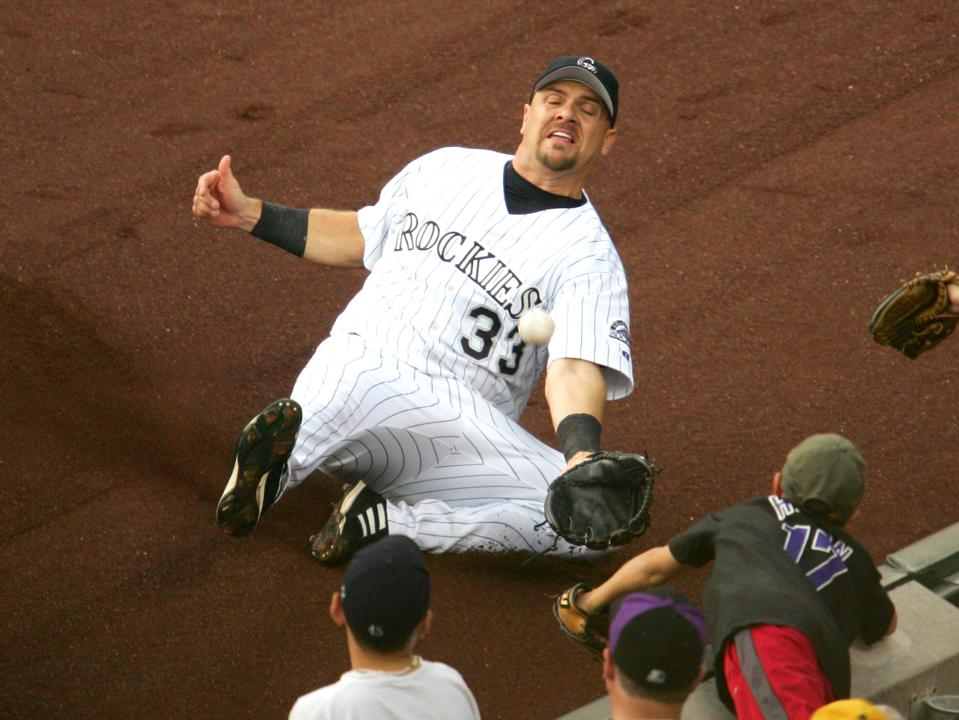 Rockies Great Larry Walker Elected To The Hall Of Fame In Final Year On The Ballot