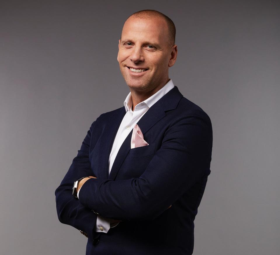 Michael Schulson, Chef/Founder/CEO of Schulson Collective.