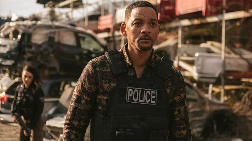 'Bad Boys 3' Confronts Will Smith's Legacy As Hollywood's Biggest Post-9/11 Movie Star
