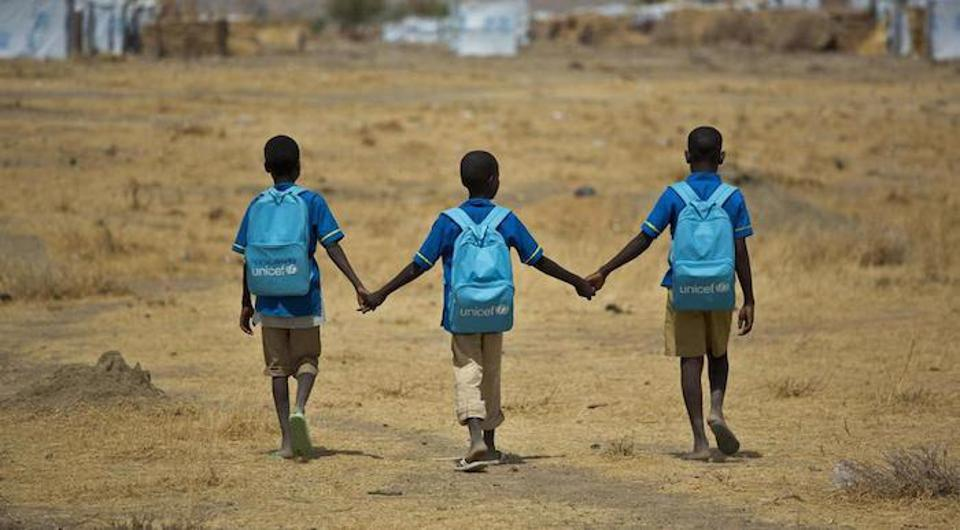 UNICEF works with partners to explore ways to leverage blockchain technology to help children.
