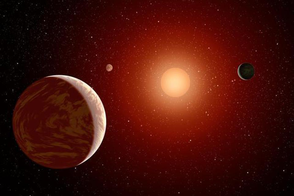 Jovian Planets Can Form Around Red Dwarfs In Only A Few Thousand Years