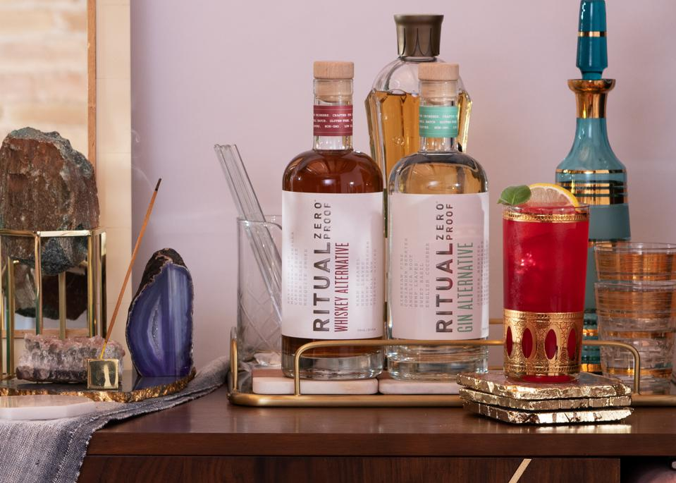 Ritual Zero Proof launches with a non-alcoholic whisky and a non-alcoholic gin.