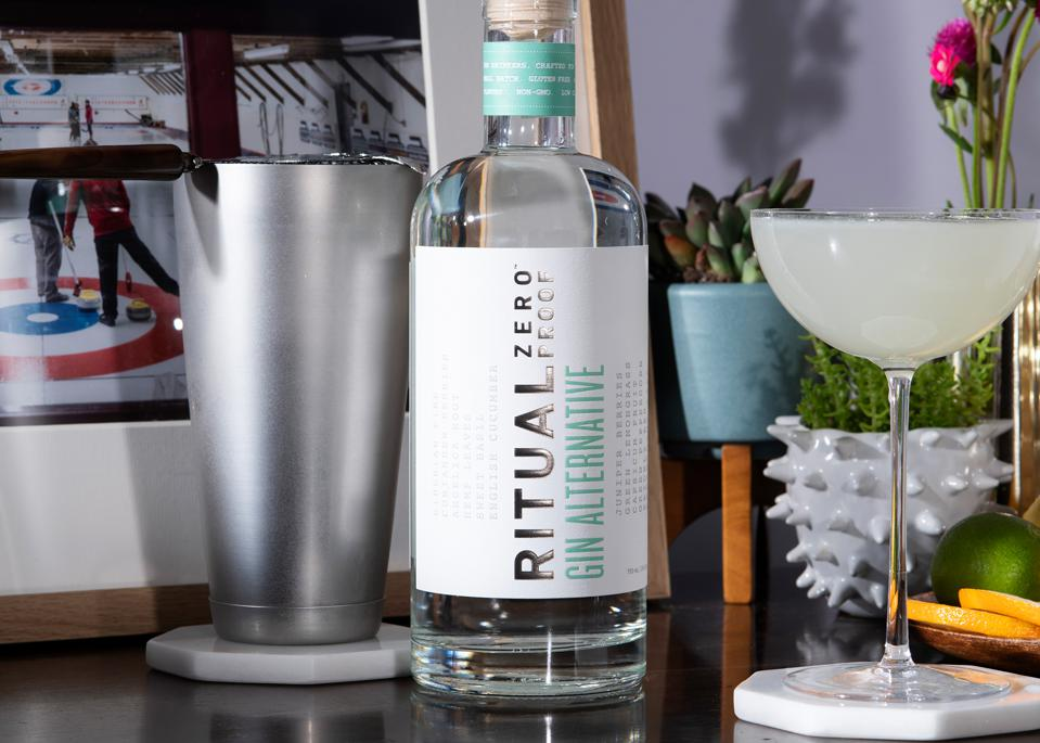 Ritual Zero Proof aims to replicate the mouthfeel and burn of liquor through botanicals, not ethanol.