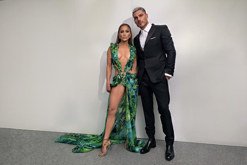 Jennifer Lopez and Chris Appleton