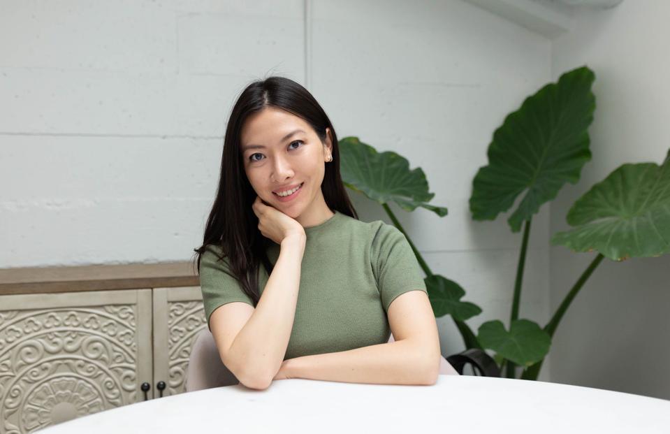 Priscilla Tsai, founder of Cocokind, Photo Credit: Lauren Hsia