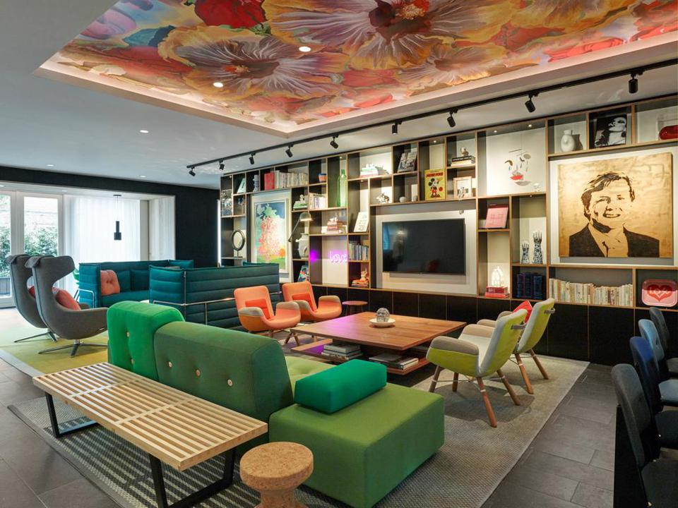 CitizenM living