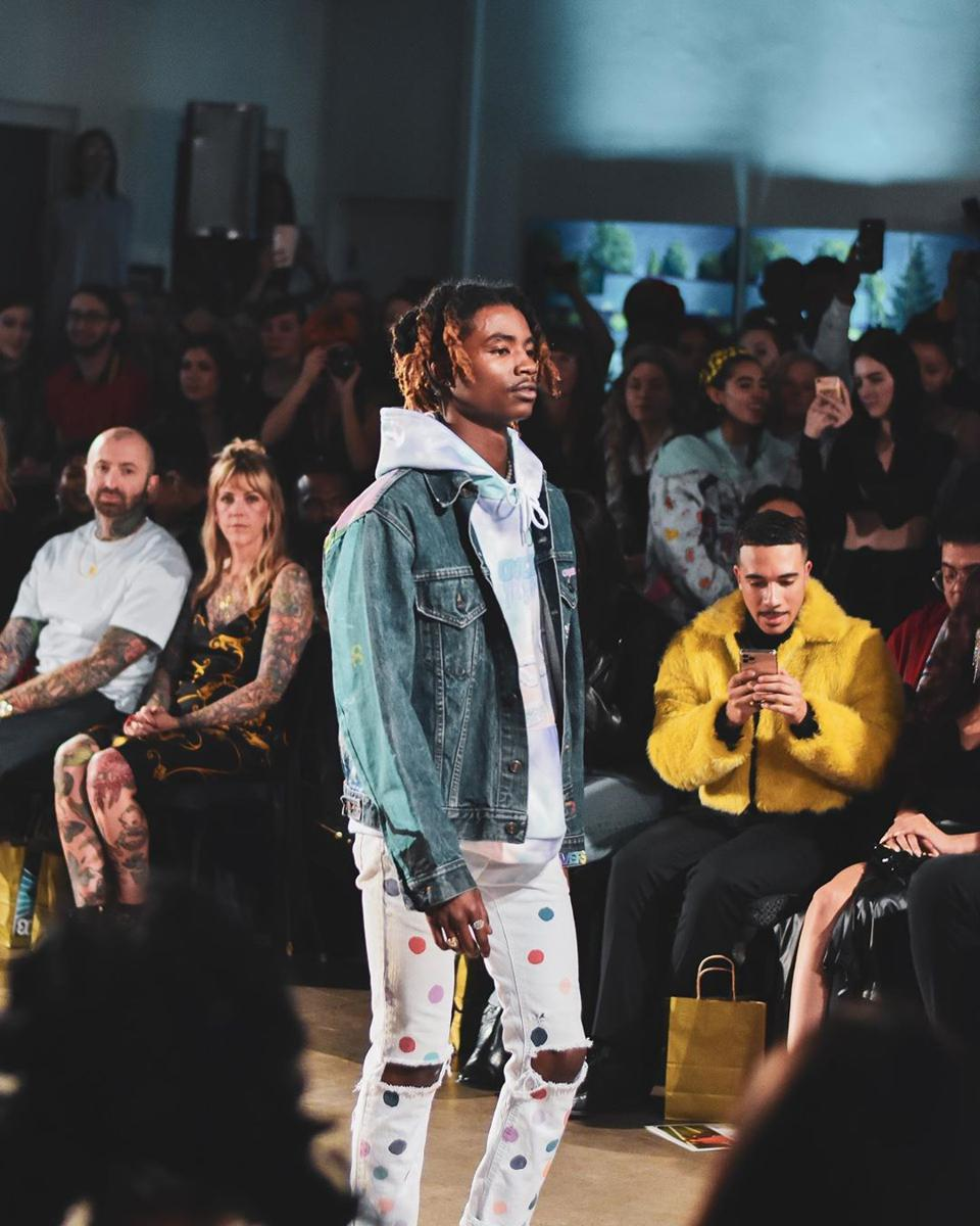 Overseer Productions runway show during Denver Fashion Week