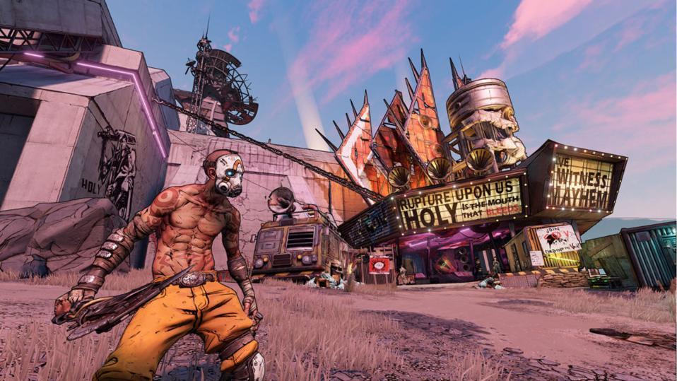 Borderlands 3 Twitch Prime
