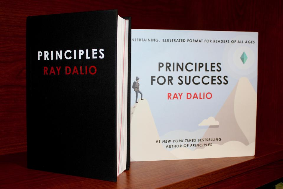 Principles and Principles for Success by Ray Dalio