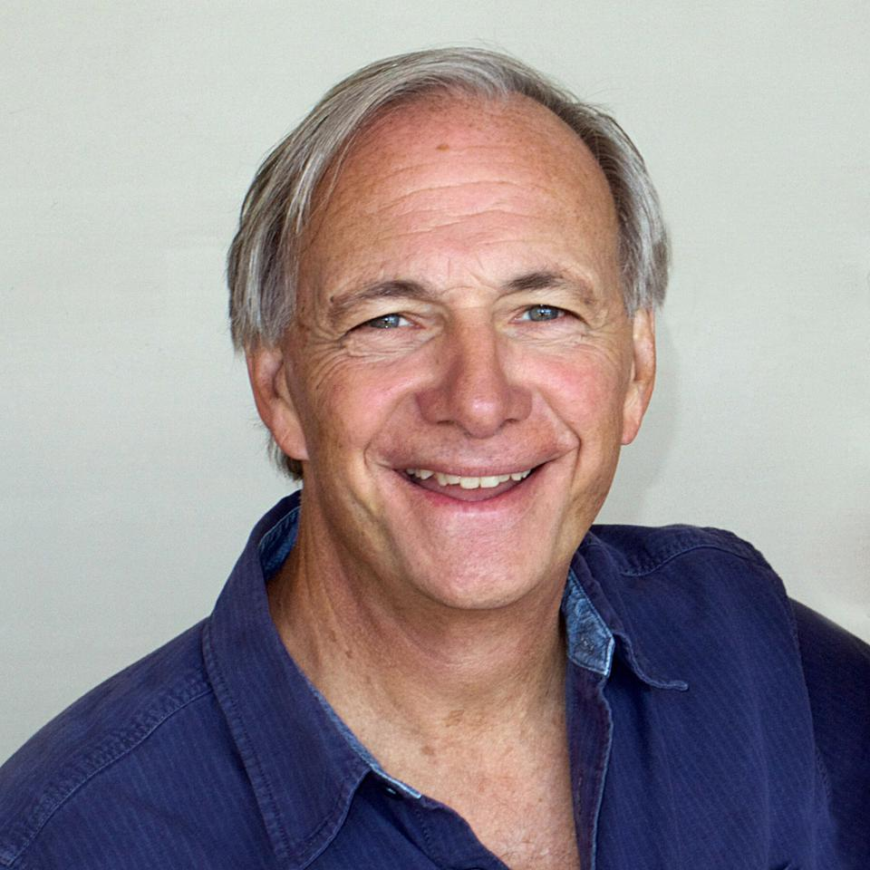 Billionaire Ray Dalio is the author of Principles for Success (Simon & Schuster)
