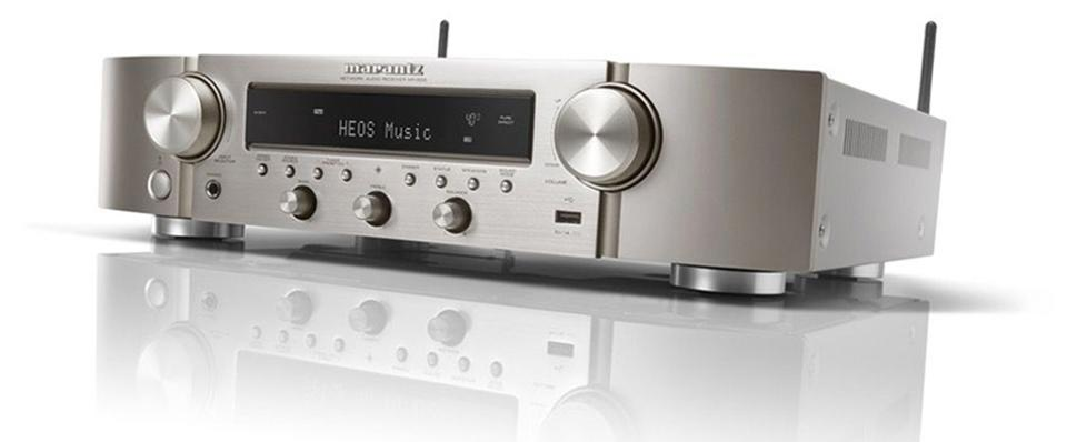 This Marantz Stereo Receiver Could Be The Only Music Player You Need
