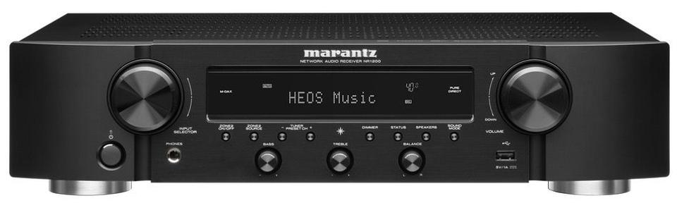 Black NR1200 Marantz receiver