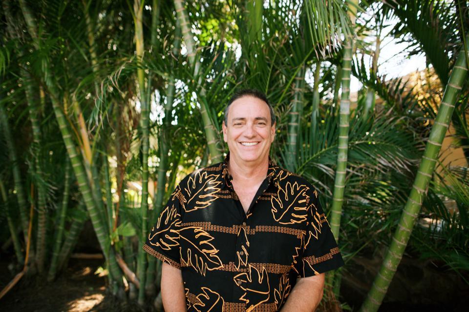 Peter Merriman, Chef/Owner, Merriman's Hawaii.