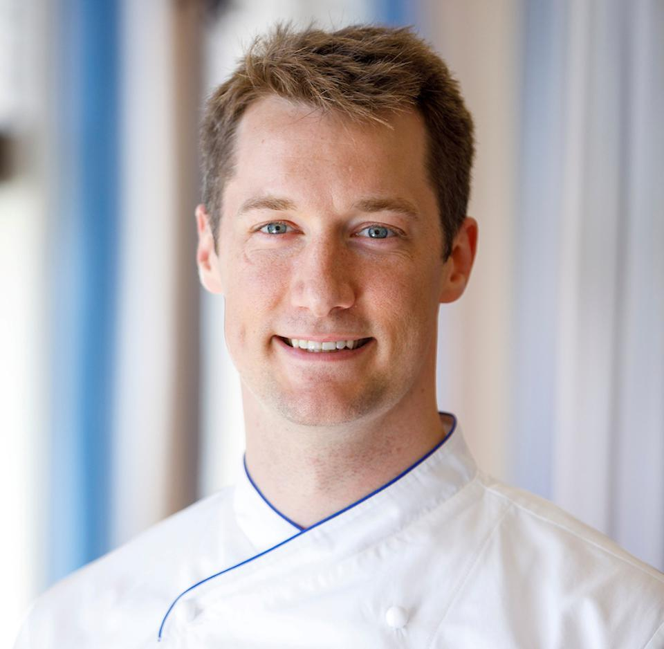 Timothy Meyers, Chef, Ocean House.