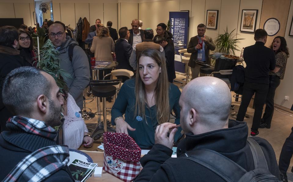 Entrepreneurs Discuss Cannabis Business at the World Economic Forum