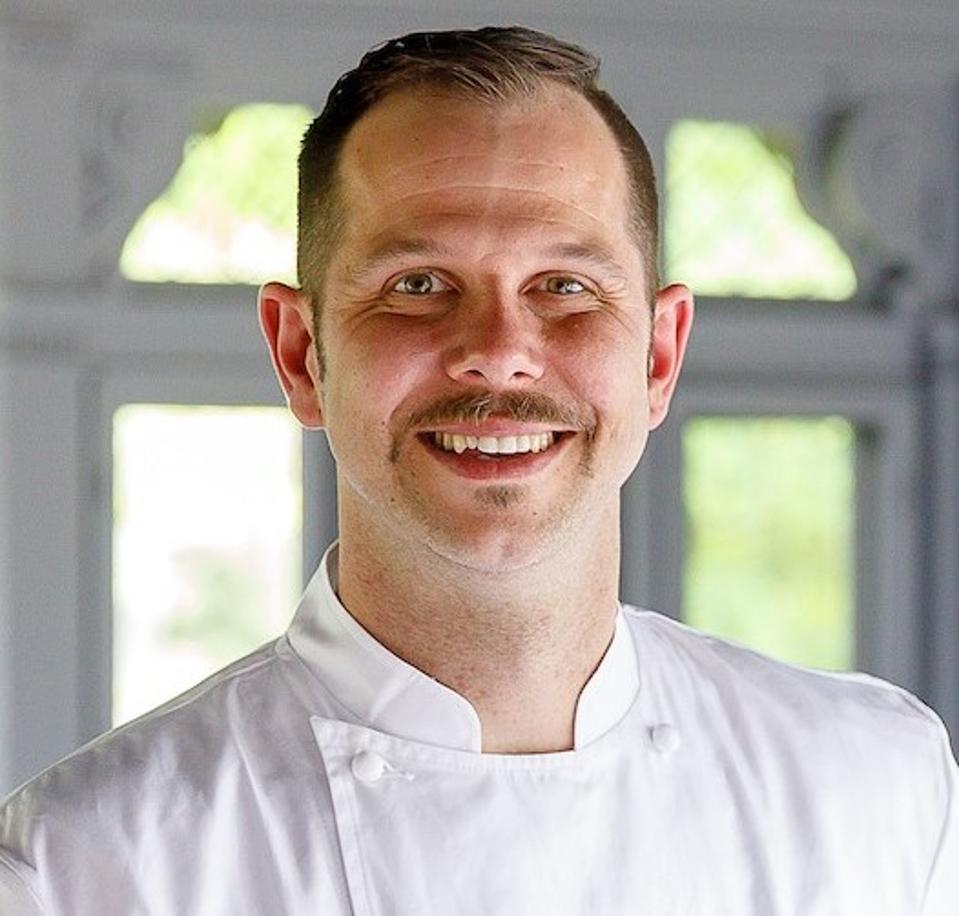 Scott Cummings, Chef, The Inn at Hastings Park.