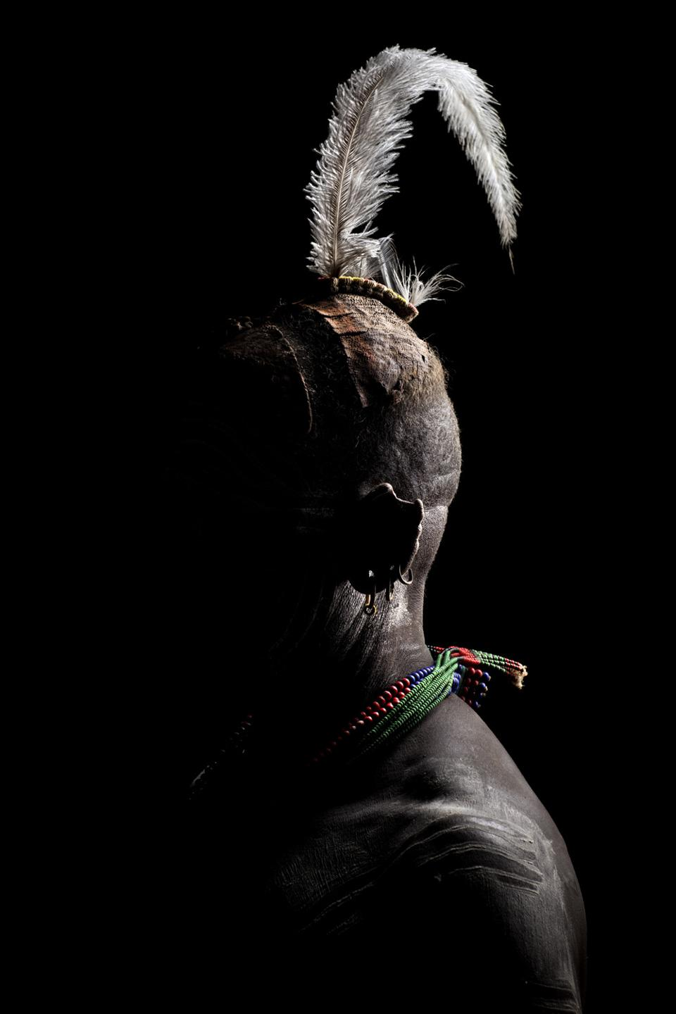 Intricate body scarring and painting of Ethiopia's All Kara tribe,  People & Cultures