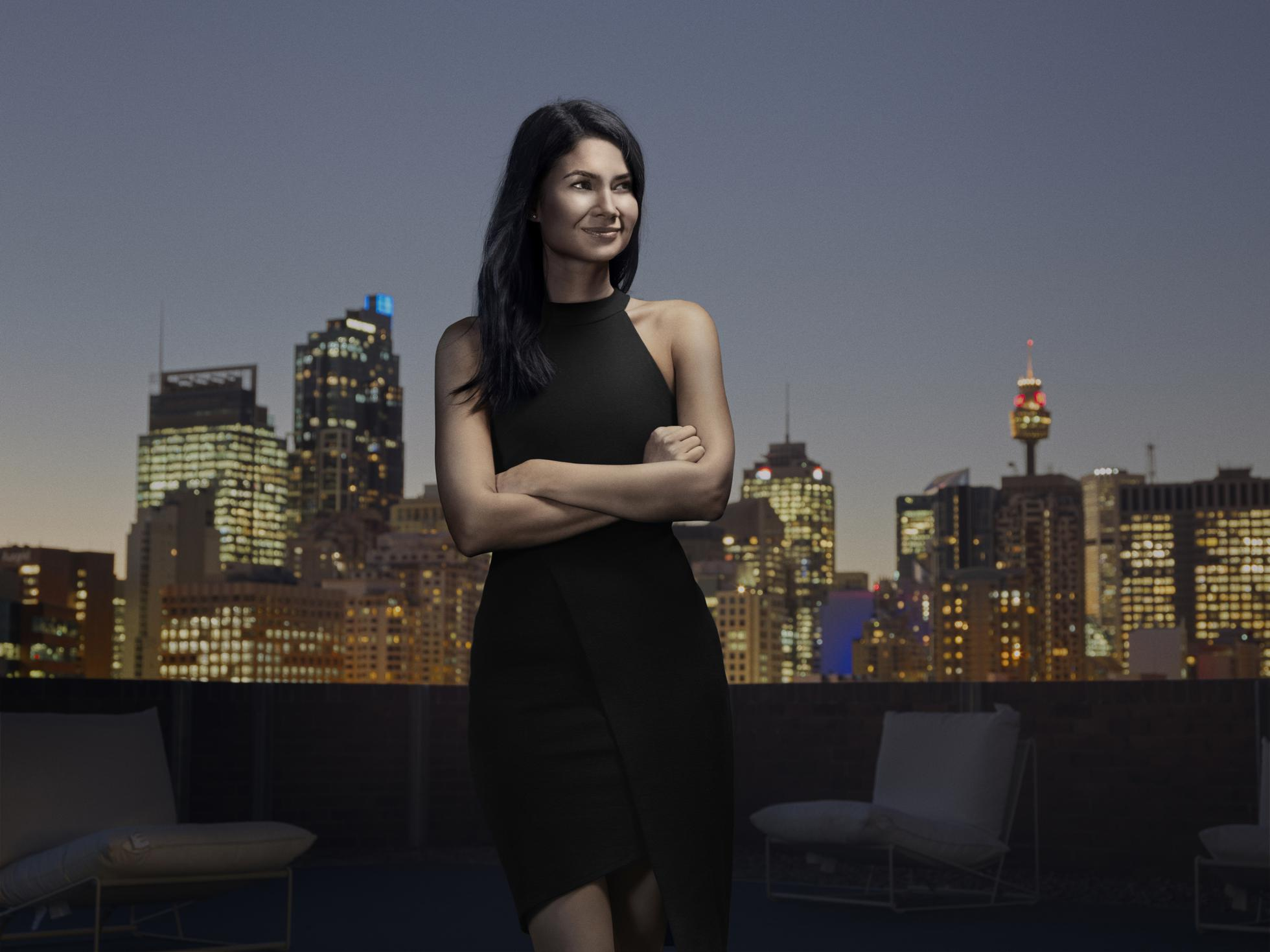 Canva CEO Melanie Perkins is a self-made woman billionaire