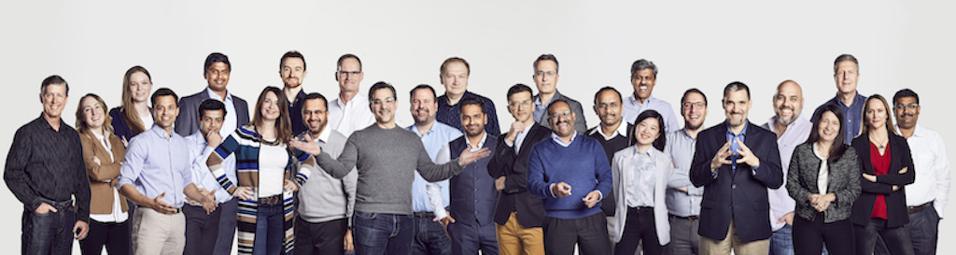 photo of members from IBM's Data Science Elite Team