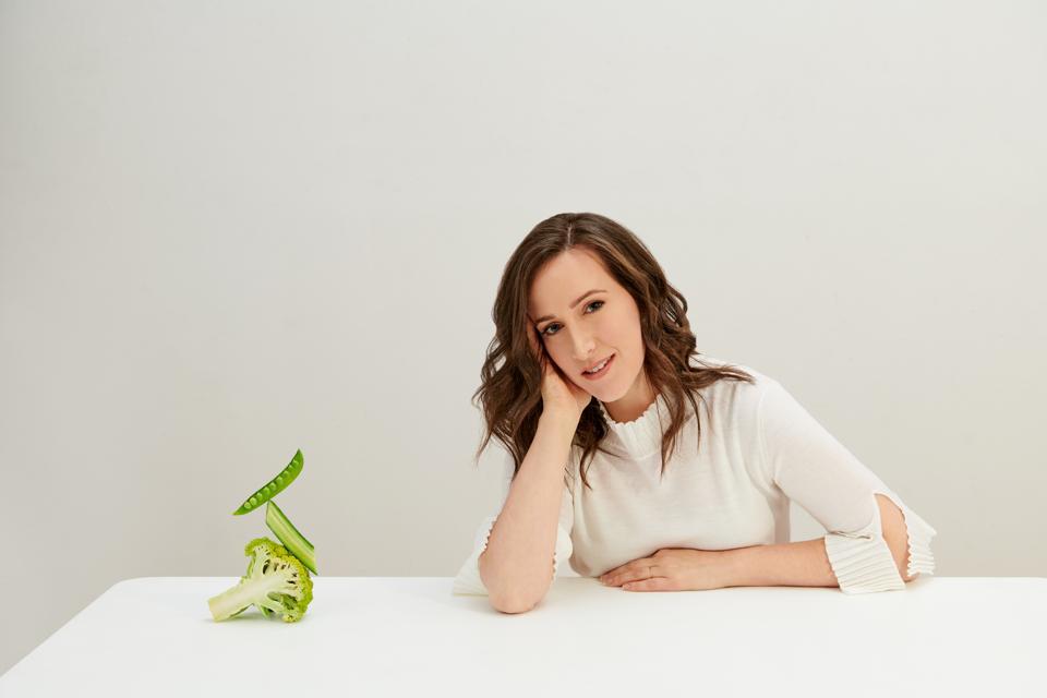 CEO of Daily Harvest, Rachel Drori.