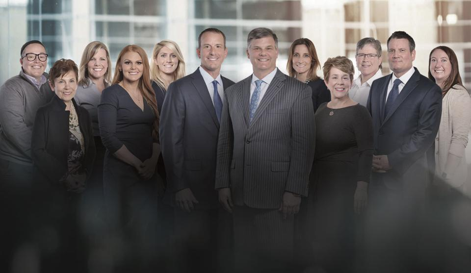 The full staff of Cooke Financial Group