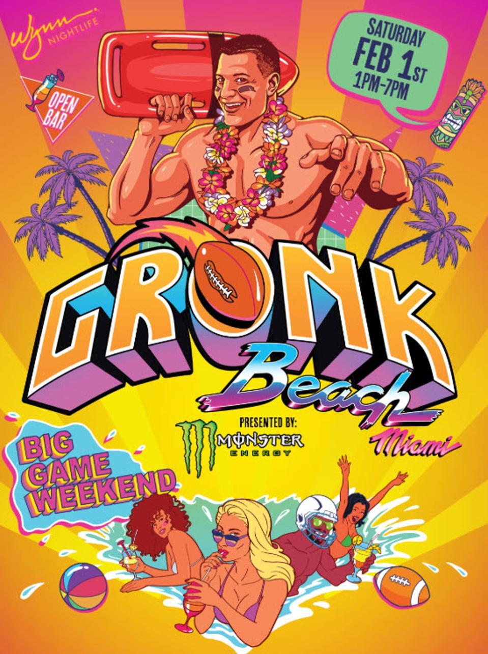 Gronk Beach