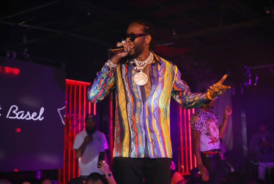 2Chainz at Rockwell