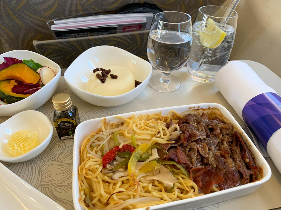 Asiana lunch