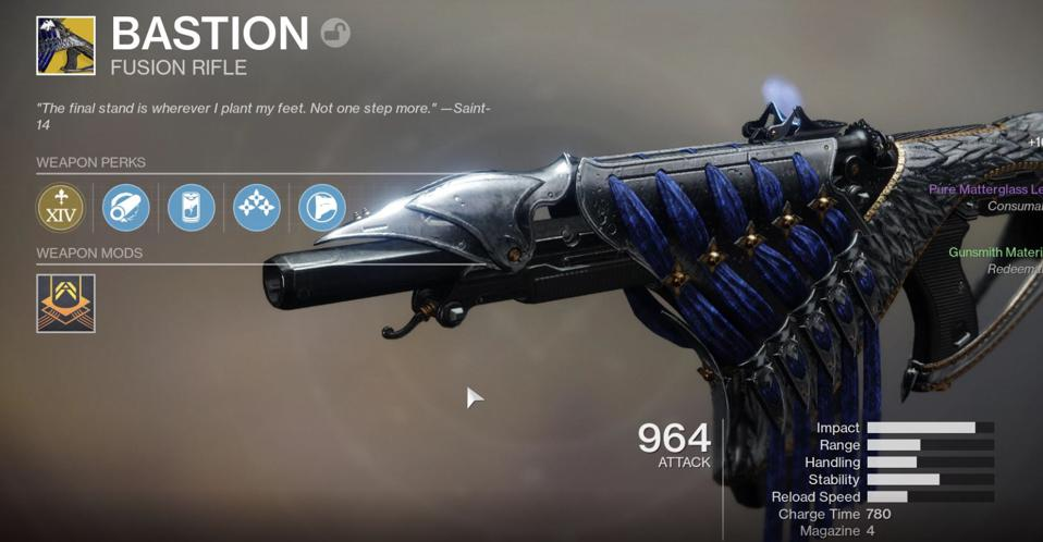 On Destiny 2's Disconnect Between The Corridors Of Time Puzzle And Its Reward