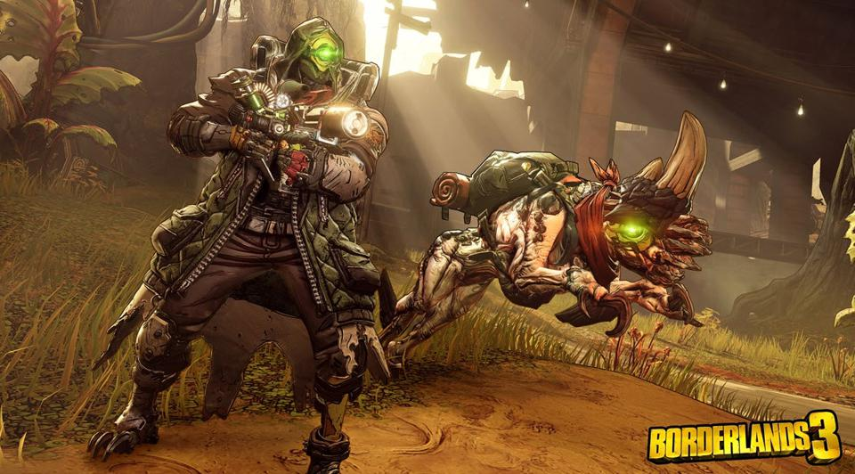 Borderlands 3's New Hotfix: Proving Grounds Buffs And FL4K Radiation Anointments