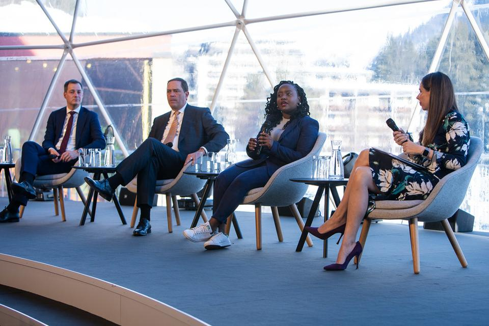 8 Takeaways From The Davos Day Of Innovation And Solutions