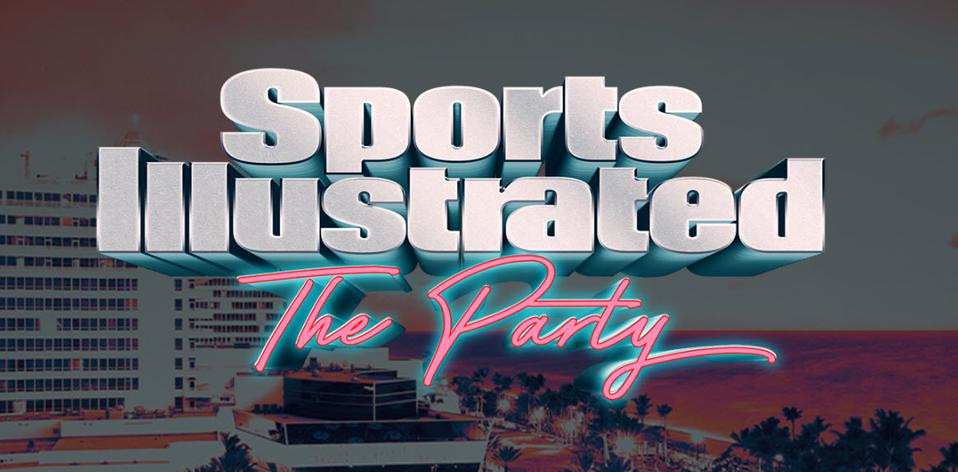 Sports Illustrated The Party