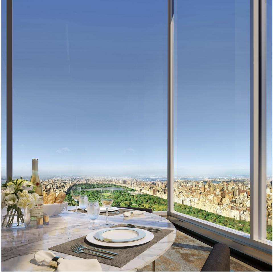 100th Floor Dining Room