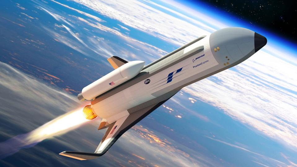 Boeing's Exit From Space Plane Project Is A Lesson In Why We Need To Kill Zombies