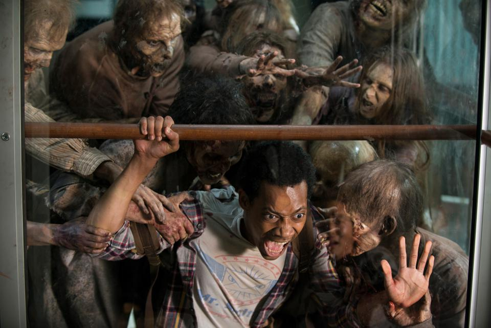 'The Walking Dead' Creator Reveals The Origin Of The Zombie Apocalypse