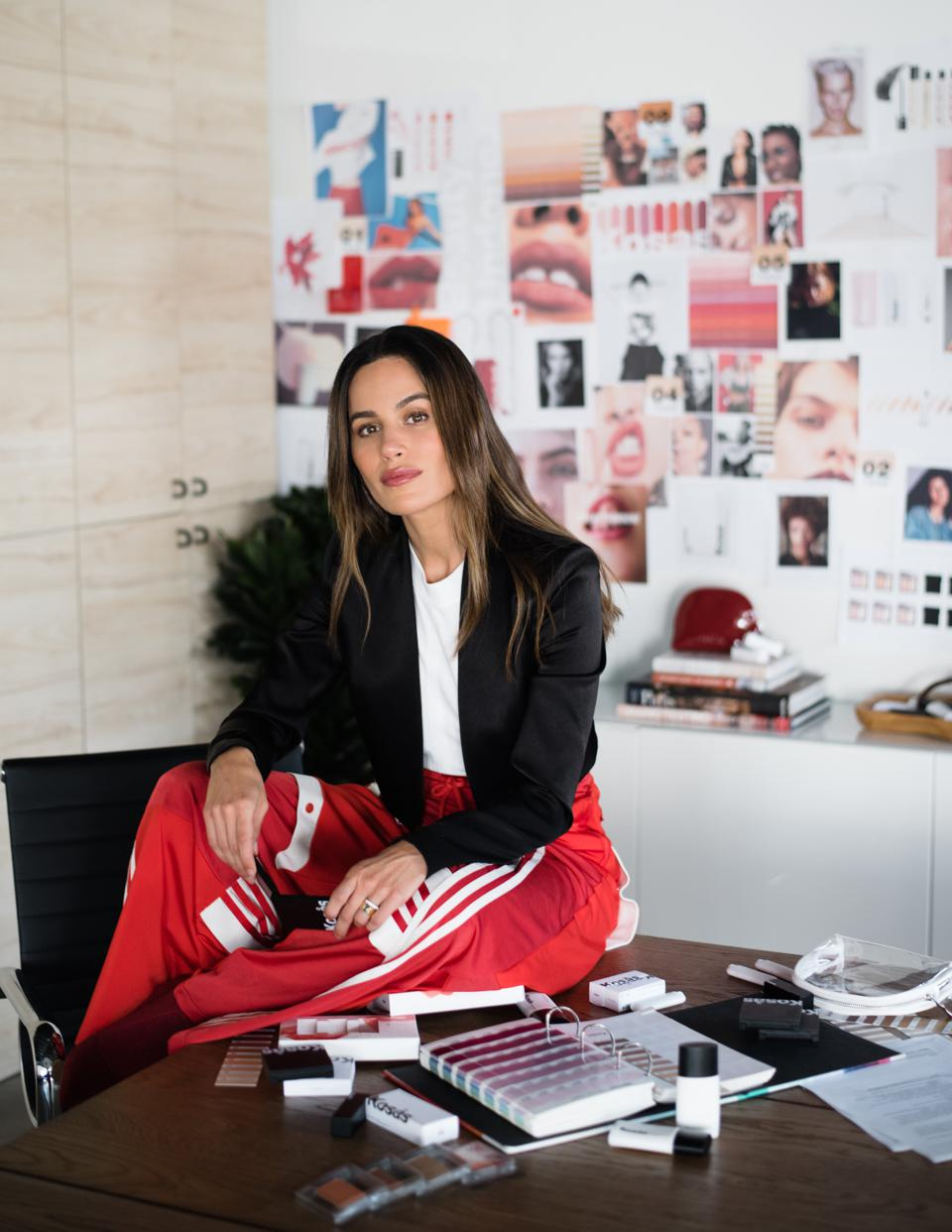 Sheena Yaitanes, founder of Kosas